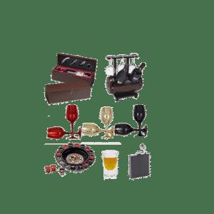 מוצרי יין ואלכוהול